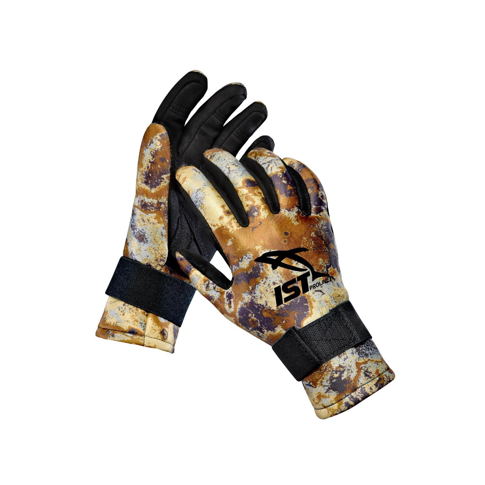 2mm Camoflauge Glove