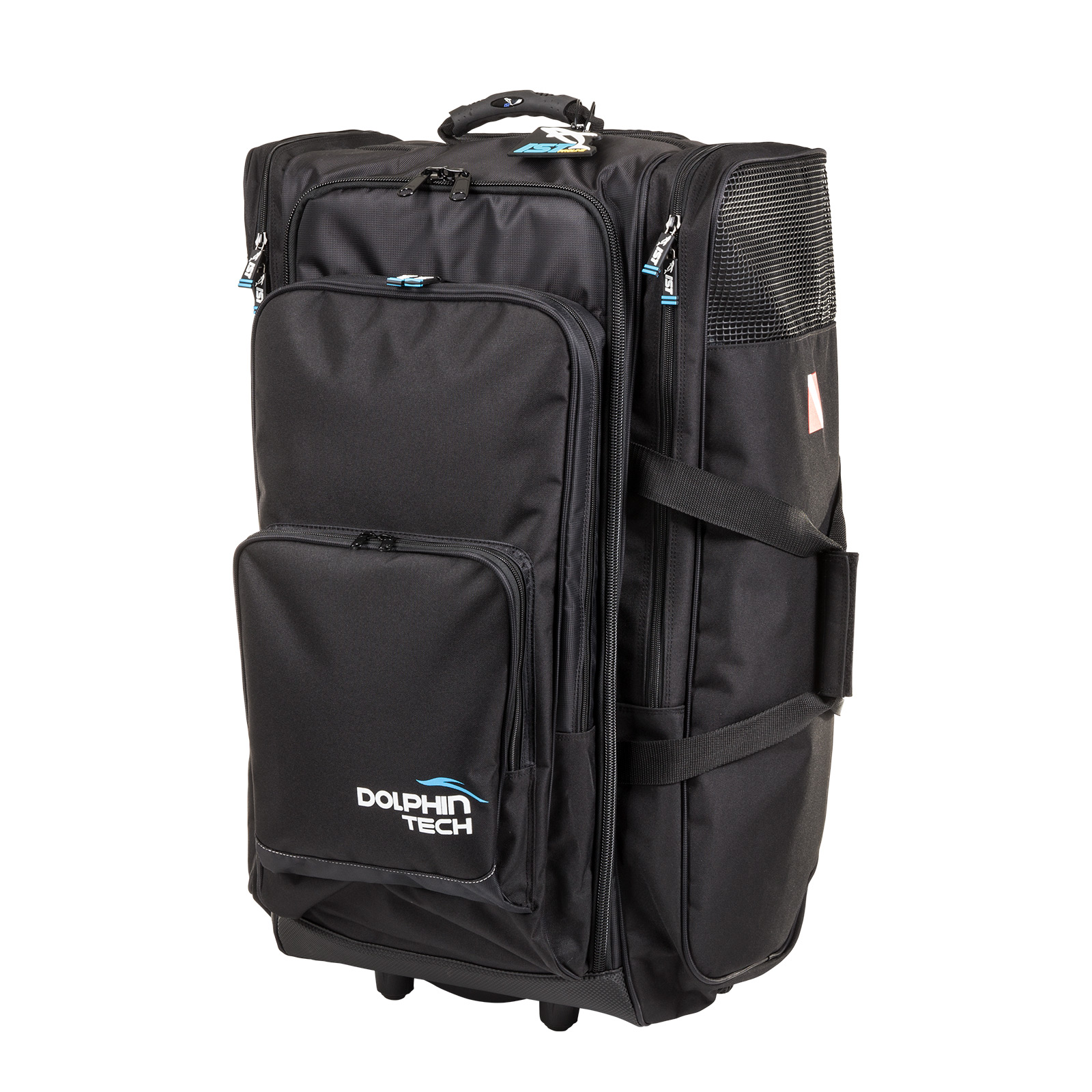 Heavy Duty Roller Bag & Backpack