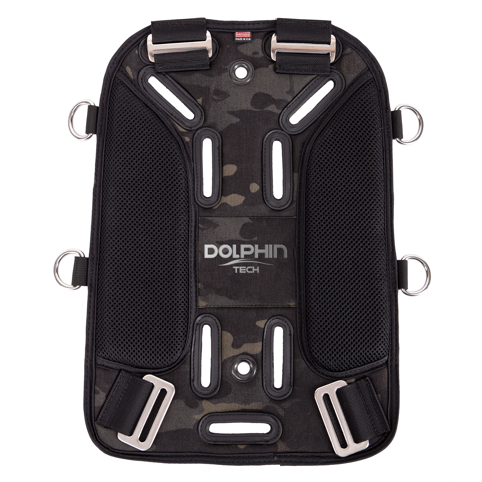 Deluxe Soft Back Plate