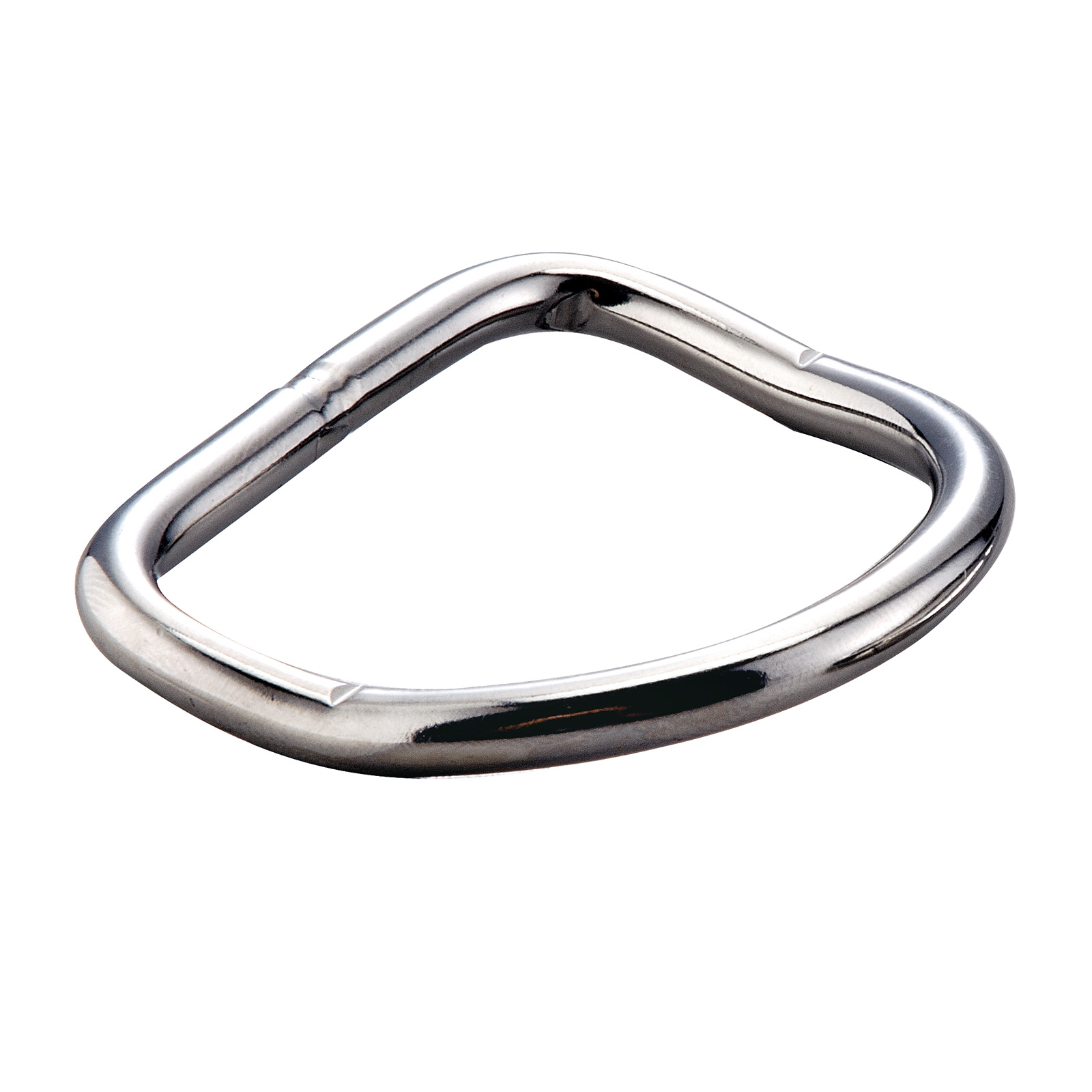 5mm BENT D-RING