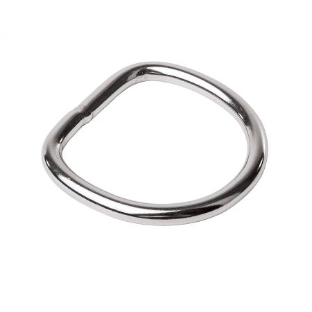 6MM 平面D型扣環