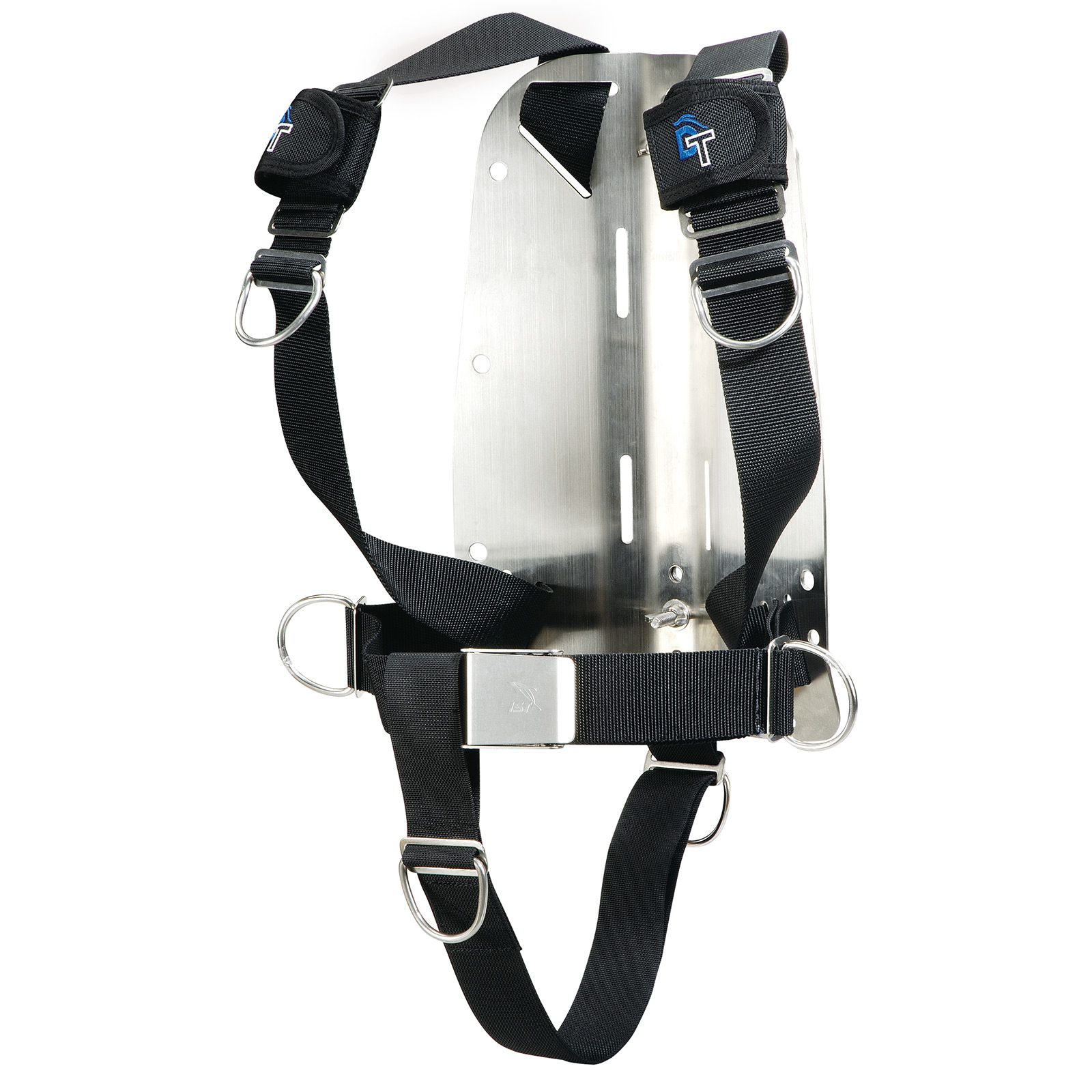 Basic Harness Aluminium Backpack