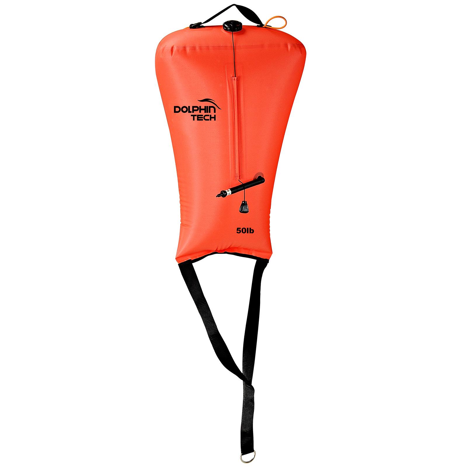 50磅起重浮力袋 (22.7kgf )