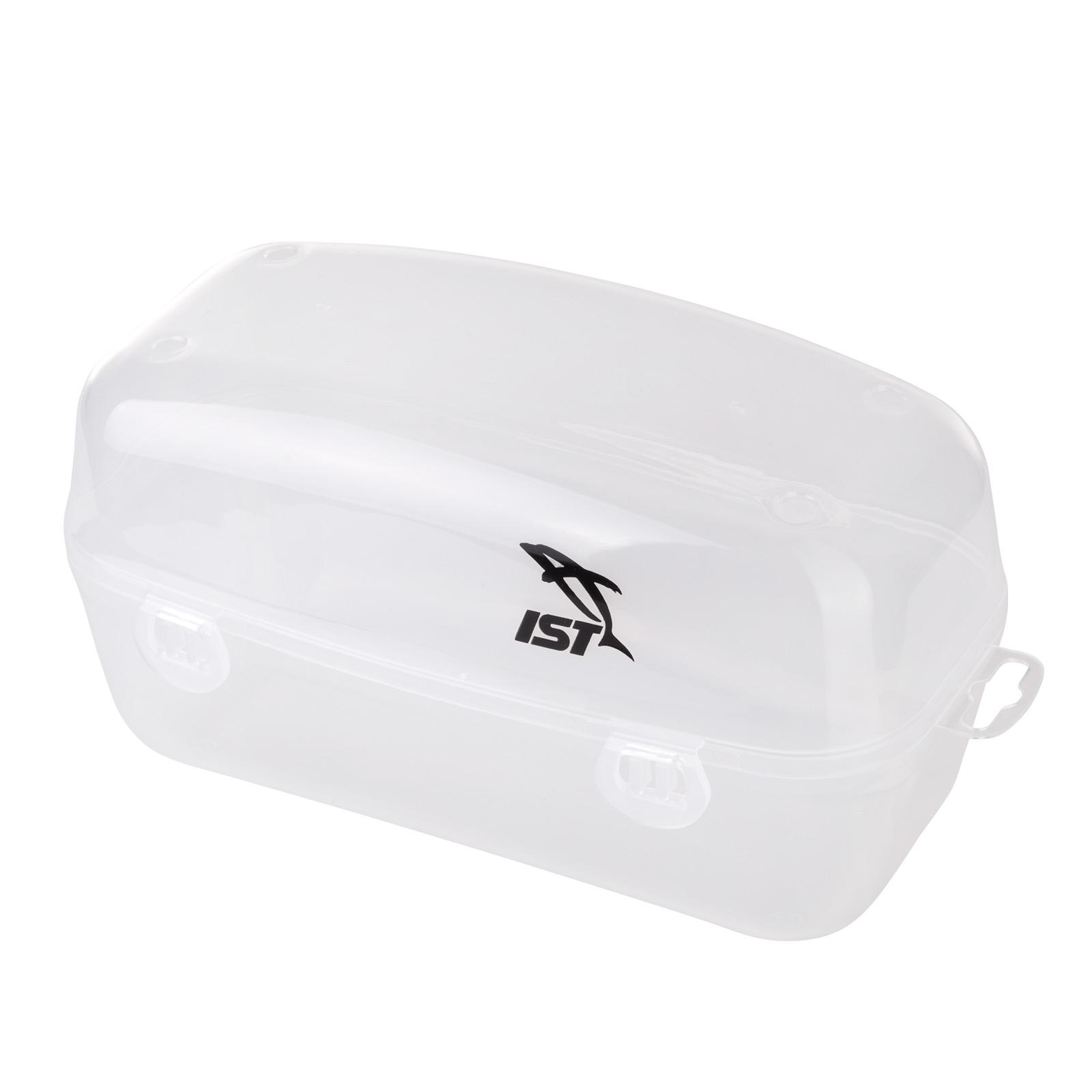 PLASTIC MASK BOX