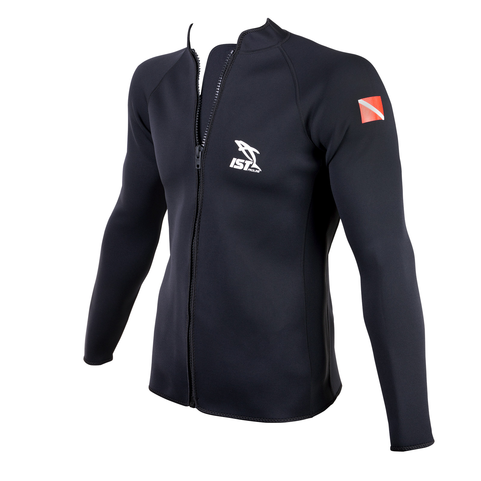 PURiGUARD 2.5mm Long Sleeved Neoprene Jacket