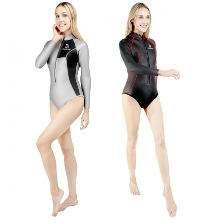 2mm Female Freediving Springsuits